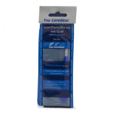 Top Caredent Int Bürste Griff blau