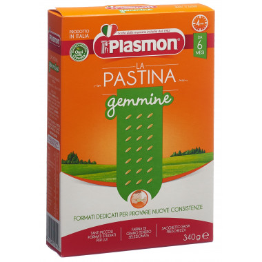 Plasmon pastina gemmine
