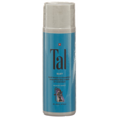 Tal Baby Shampoo & Dusch