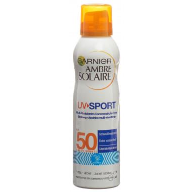 Ambre Solaire UV Sport Mist SF50