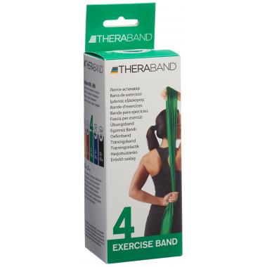 TheraBand 2.5mx12.7cm grün stark