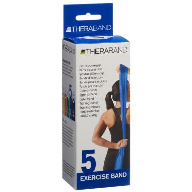 TheraBand 2.5mx12.7cm blau extra stark