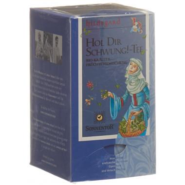 SONNENTOR Hildegard Hol dir Schwung Tee