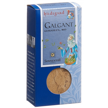 SONNENTOR Hildegard Galgant gemahlen