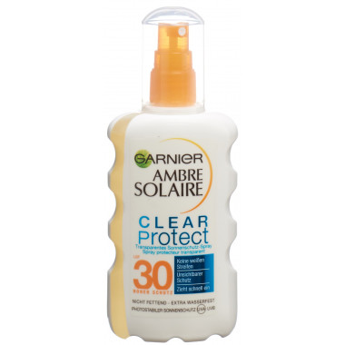 Ambre Solaire Spray Clear Protect SF30