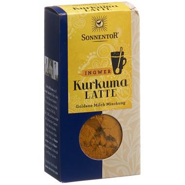 SONNENTOR Kurkuma-Latte Ingwer