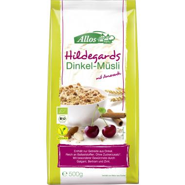 Allos Hof Müesli Hildegard's Bio