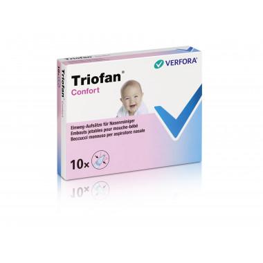 Triofan Confort Aufsätze Nasenreiniger