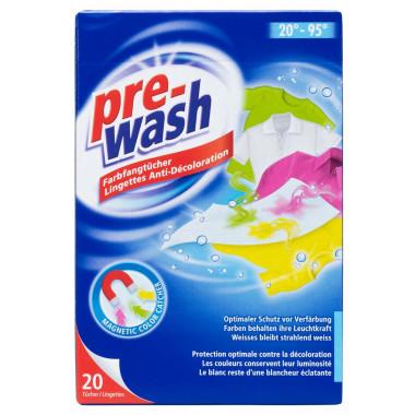 Pre-Wash Farbfangtücher