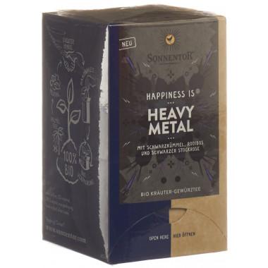 SONNENTOR Happiness is Heavy Metal Tee