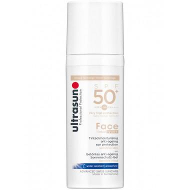 ultrasun Face Tinted SPF 50+ Ivory