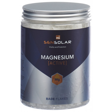 SENSOLAR Magnesium Flakes