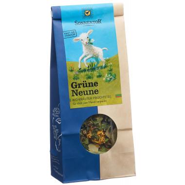 SONNENTOR Grüne Neune Tee offen