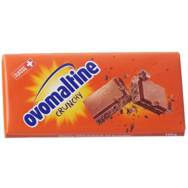 Ovomaltine Schokolade Tafel