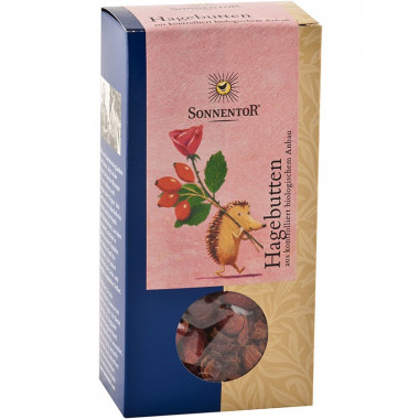 SONNENTOR Hagebutte Tee