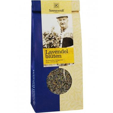 SONNENTOR Lavendelblüten Tee