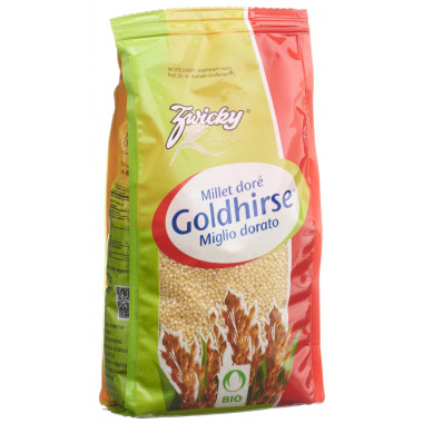 Zwicky Bio Goldhirse