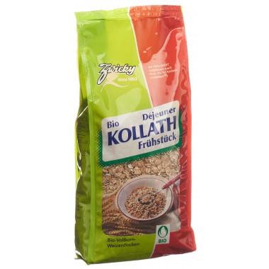 Zwicky Bio Kollath Frühstück