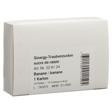Sinergy Traubenzucker Banane