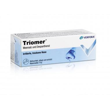 Triomer Nasensalbe