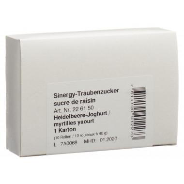 Sinergy Traubenzucker Heidelbeer Joghurt