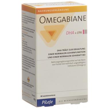 OMEGABIANE DHA + EPA Kapsel
