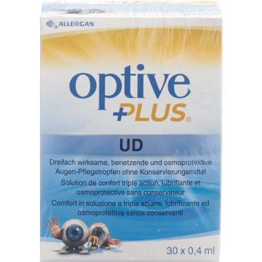 Optive Plus UD Augen-Pflegetropfen