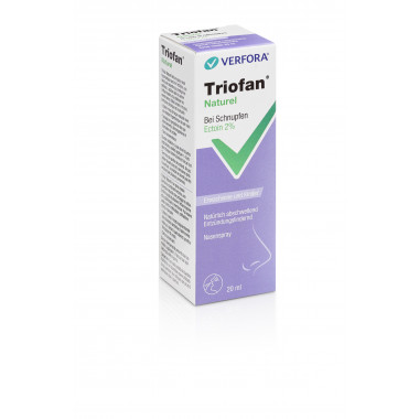 Triofan Naturel Nasenspray