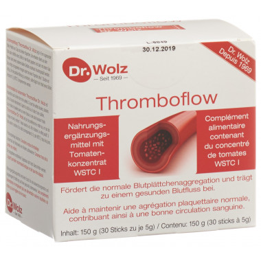 Thromboflow Dr. Wolz Stick