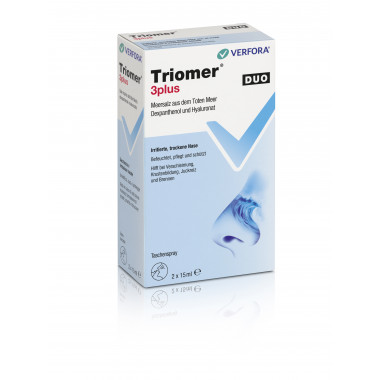 Triomer 3plus Nasenspray Duo
