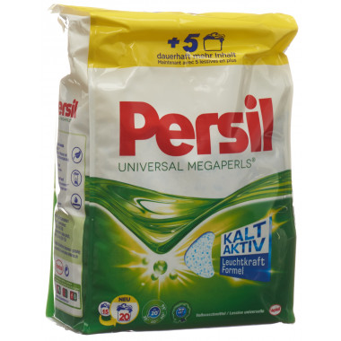 Persil Megaperls Universal 20 Waschgänge