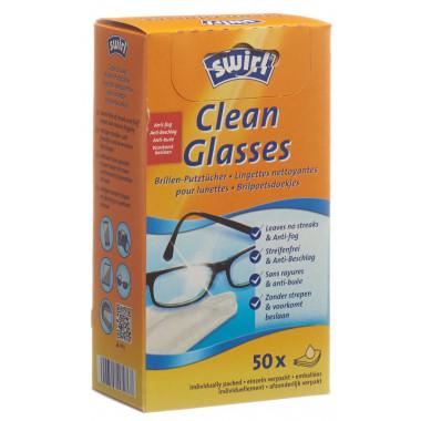 Swirl Brillenputztücher