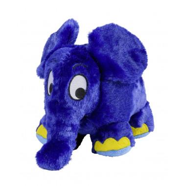 Warmies Wärme-Stofftier blauer Elefant
