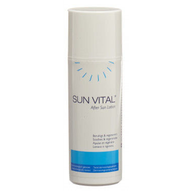 SUN VITAL After Sun Lotion