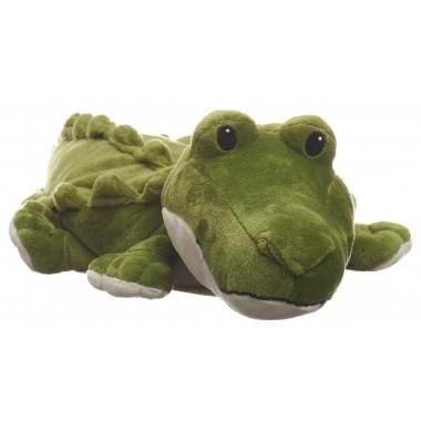 Warmies Wärme-Stofftier Krokodil mit Lavendel-Füllung