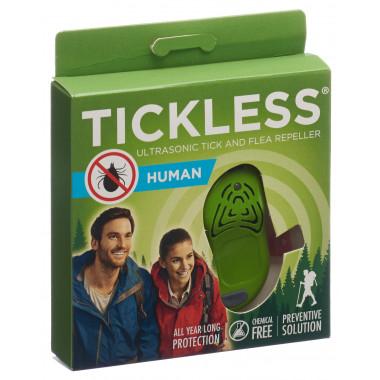 Tickless Adult Zeckenschutz grün /rot