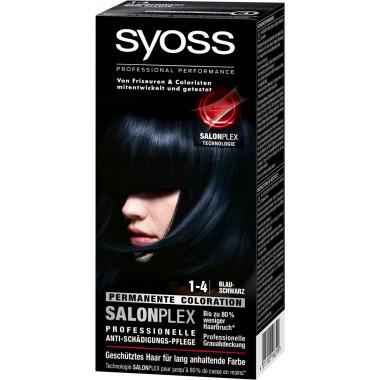 SYOSS Baseline 1-4 Blauschwarz