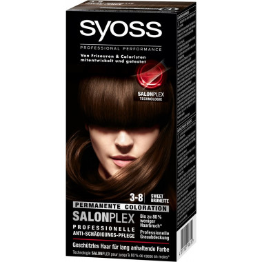 SYOSS Baseline 3-8 Sweet Brunette