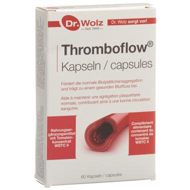 Thromboflow Dr. Wolz Kapsel