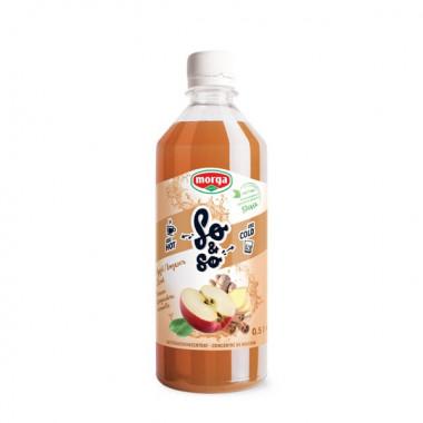 so&so Apfel-Ingwer-Zimt Konzentrat mit Stevia