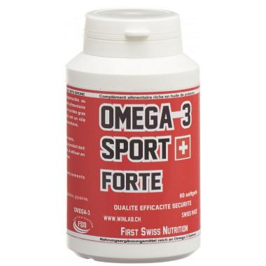 OMEGA-3 Sport Forte FSN Kapsel 1000 mg